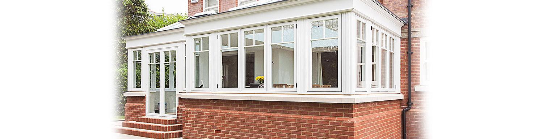 P.R Windows Ltd-orangery-specialists-surrey