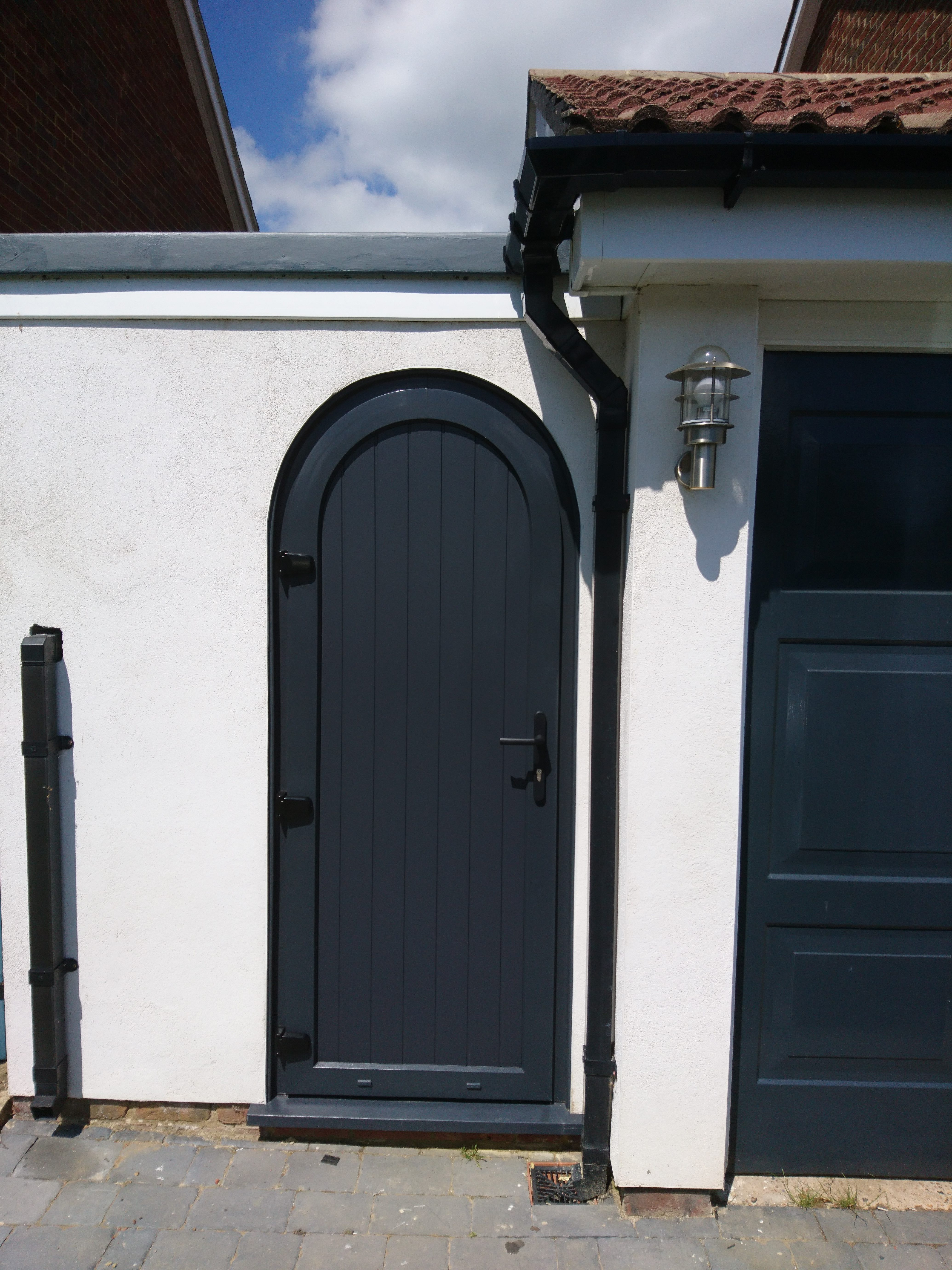 kommerling arched door